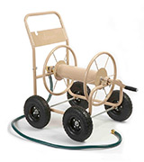 Liberty Garden Products Professional Garden Hose Reel Cart