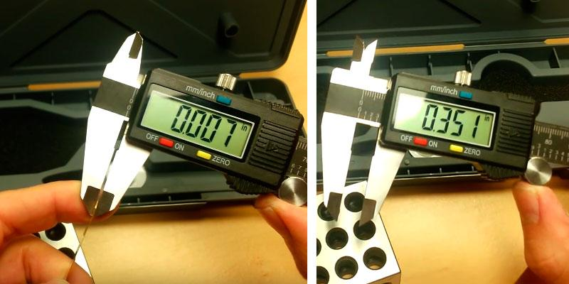 Review of Neiko 01407A Electronic Digital Caliper with Extra Large LCD Screen