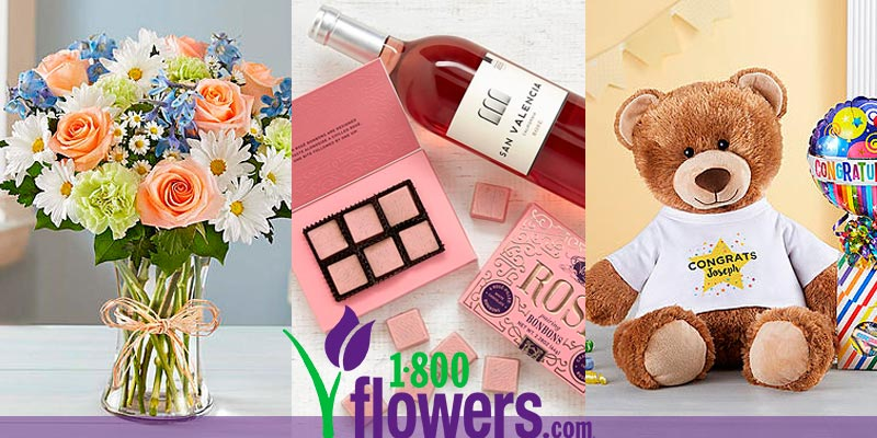Detailed review of 1-800-Flowers Fresh Flowers Online