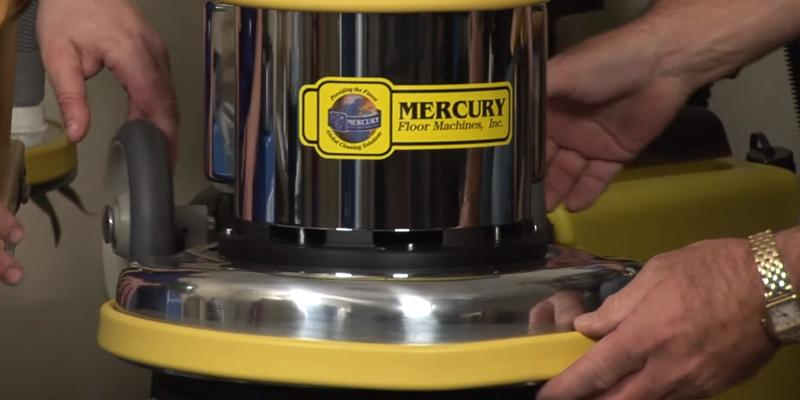 Review of Mercury L-17E Floor Machine