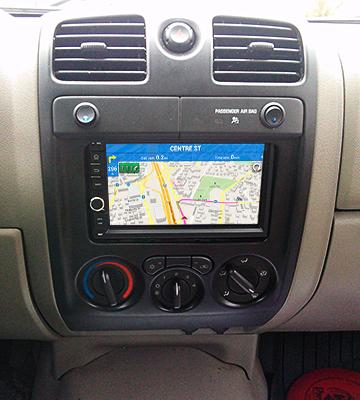Review of Pumpkin In-dash 2 DIN Universal GPS Navigation System