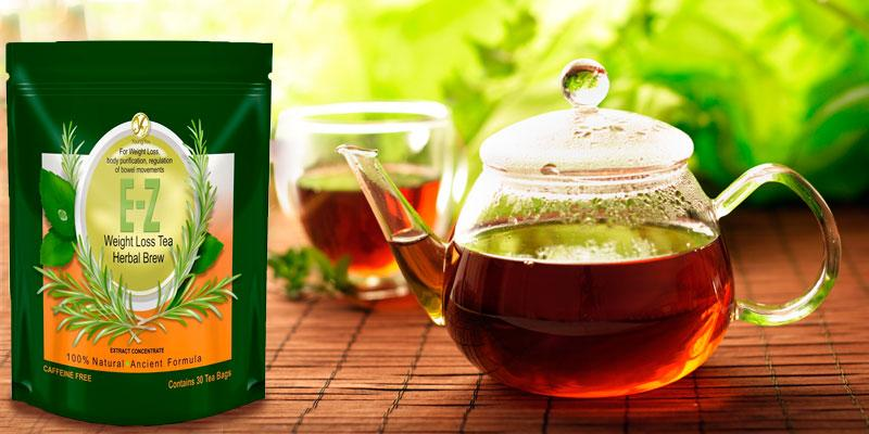 YoungYou International Detox Diet Tea in the use