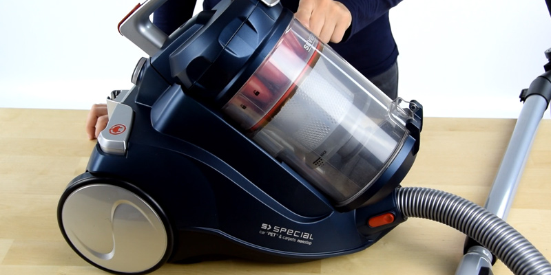 Review of Severin MY7118 Bagless Vacuum Cleaner