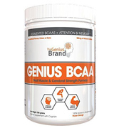 The Genius Brand Post Workout Drink Multiuse Natural Vegan Post Workout Drink