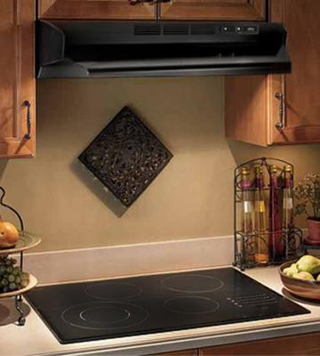Review of Broan 30 413004 Non-Ducted Under-Cabinet Range Hood