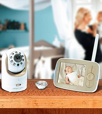 Review of Infant Optics DXR-8 Video Baby Monitor