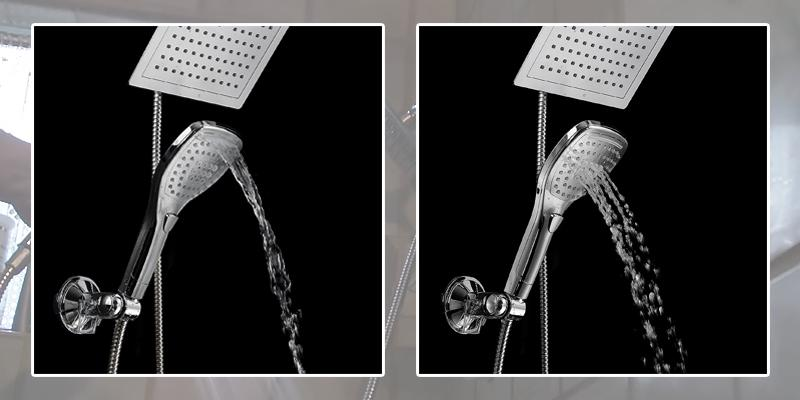 Review of DreamSpa Ultra-Luxury 9-Inch Rainfall Shower Head
