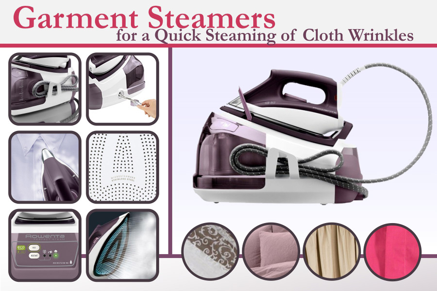 Comparison of Garment Steamers