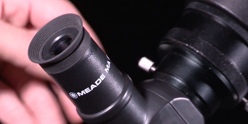 Detailed review of Meade Infinity 102 AZ Refractor Telescope