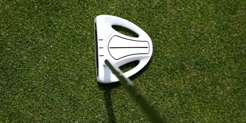 Pinemeadow Golf Men's PGX Putter in the use