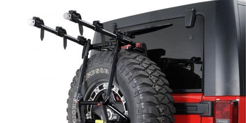 Review of Allen Sports Premier 3 Bike Spare Tire Rack