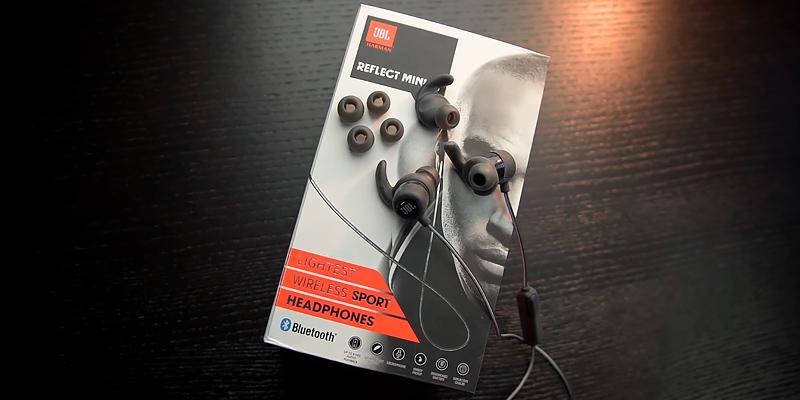 Review of JBL Reflect Mini Bluetooth In-Ear Sport Headphones