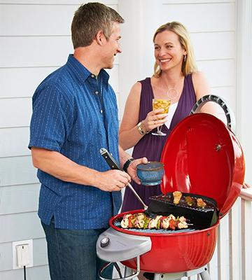 Review of Char-Broil TRU-Infrared Patio Bistro Electric Grill