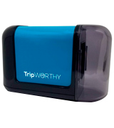 TripWorthy Battery Operated Electric Pencil Sharpener