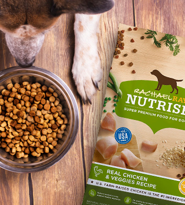 Review of Rachael Ray Nutrish 7119000634 Dry Dog Food