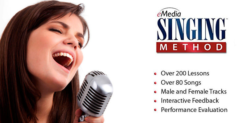 Review of Zzounds eMedia Singing Method Software