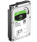 Seagate BarraCuda 2TB Internal Hard Drive HDD 3.5 Inch