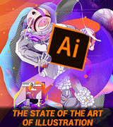 Adobe Illustrator CC The state of the art of illustration