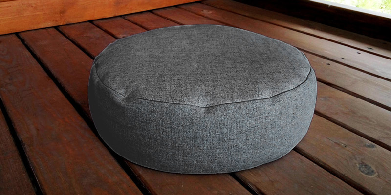 Review of Reehut Zafu Cushion Yoga Meditation Bolster Pillow