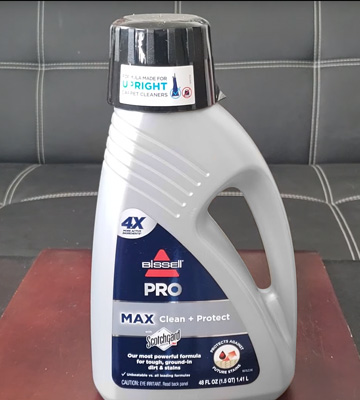 Review of Bissell 78H63 Deep Clean Pro