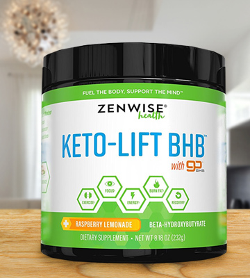 Review of Zenwise Health 856521007543 Keto BHB Salts Supplement