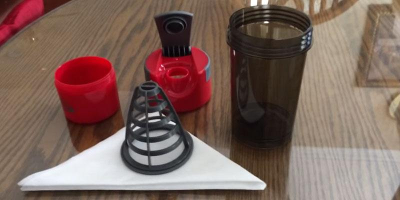 Review of Cyclone Cups Protein Shaker