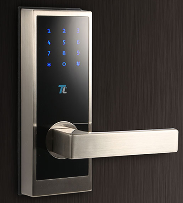 Review of TURBOLOCK TL-100 Bluetooth Smart Lock