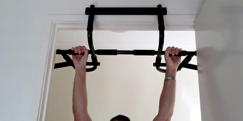 Review of ProSource Multi-Grip Chin-Up/Pull-Up Bar