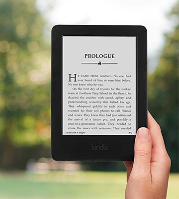 Review of Kindle 6 Glare-Free Touchscreen Display, Wi-Fi