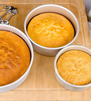 Review of Wilton Round Cake Pans