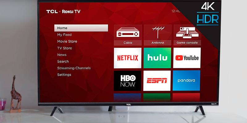 Review of TCL 43S425 43 Inch 4K Ultra HD Smart Roku LED TV