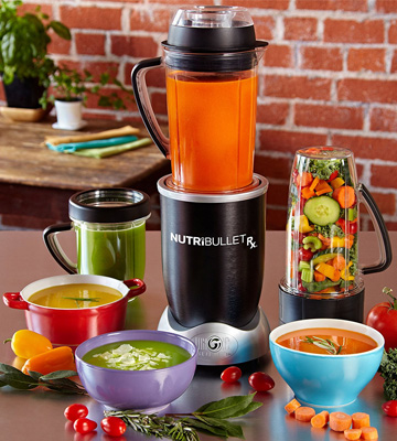 Review of Nutribullet Rx N17-1001 Blender