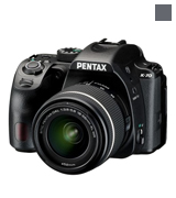 Pentax K-70 DSLR Camera with 18-55mm WR Lens and Extended Warranty