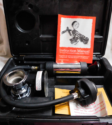 Review of Stant 12270 Cooling System And Pressure Cap Tester