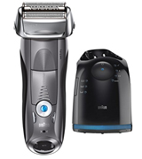 Braun Series 7 (7865cc) Men's Electric Foil Shaver / Electric Razor