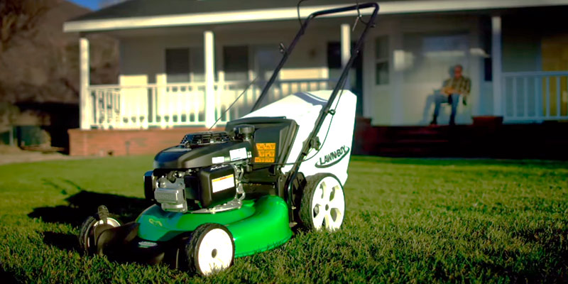 Review of Lawn-Boy 10736 Lawn Mower