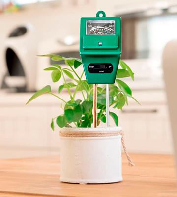 Review of SSAWcasa Soil PH Meter 3-in-1 Soil Moisture