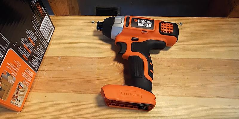 Review of BLACK+DECKER BDCI20C 20V MAX Lithium