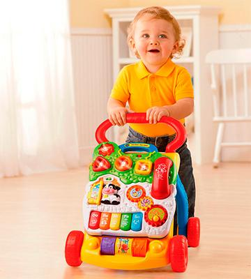 Review of VTech Sit-to-Stand Learning Walker