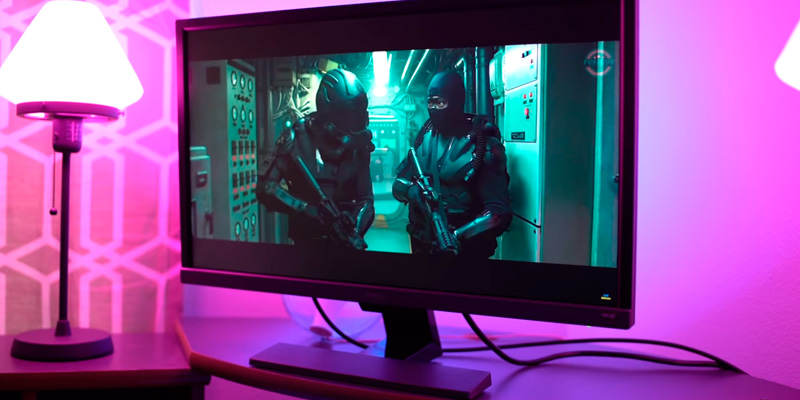 "Review of BenQ EL2870U 28"" 4K HDR Gaming Monitor (Free-Sync Eye-Care, Built-in Speakers)"