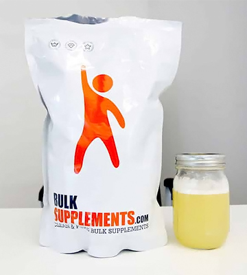 Review of BulkSupplements 2.2 pounds BCAA Powder