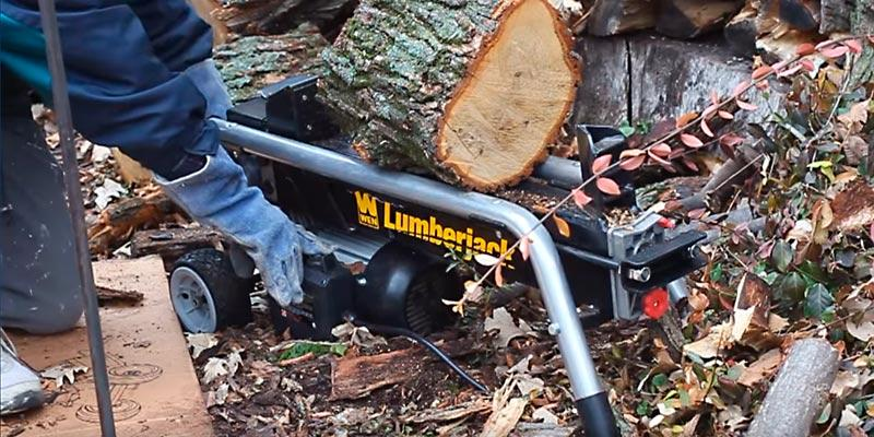 Detailed review of WEN 56206 6-Ton Electric Log Splitter