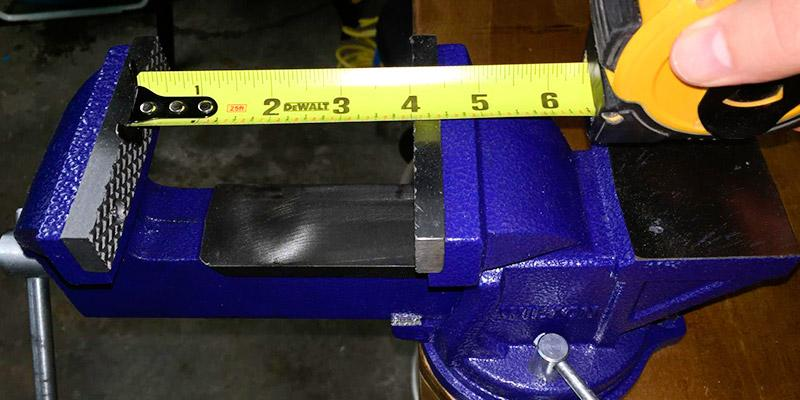 Review of Wilton 11104 Bench Vise