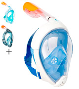 SUBEA Tribord Easybreath Full Face Snorkeling Mask