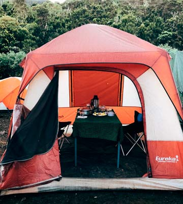 Review of Eureka! Copper Canyon Three-Season Tent