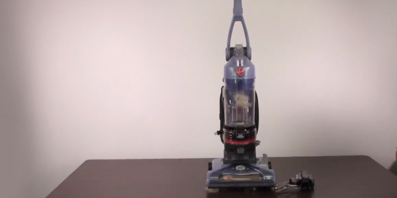 Review of Hoover UH70210 WindTunnel Pet Rewind Bagless Upright Vacuum