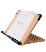 Duboco Portable Adjustable Foldable Reading Desk Bookstand