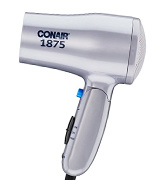 Conair 124TLR Folding Handle Hair Dryer