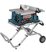 Bosch 4100-09 with Gravity-Rise Stand Table Saw