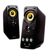 Creative Labs 51MF1610AA002 Multimedia Speakers for Laptop